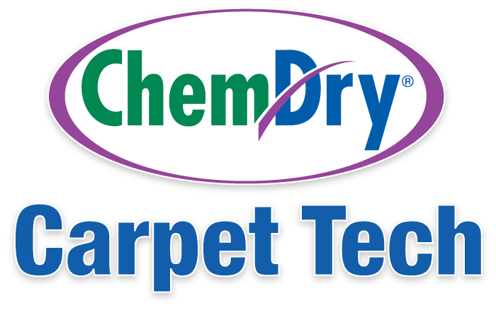 chem-dry carpet tech logo