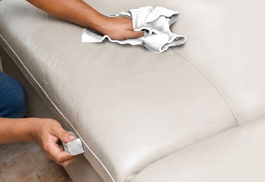 leather furniture cleaner