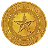 president's award chem-dry carpet cleaning los angeles